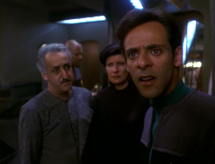 Lovely TrekCore Star Trek Theme Galleries: Click Image To Close This Window Regarding Dr Bashir I Presume