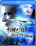 Star Trek Origins Blu-ray