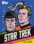 Star Trek The Original Topps Trading Card Series Book