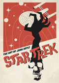 Star Trek The Art of Juan Ortiz Book
