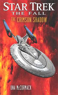 Star Trek The Fall: Crimson Shadow - Cover Art